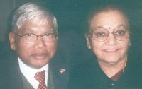 Picture of Drs. Jack & Padmini Gupta